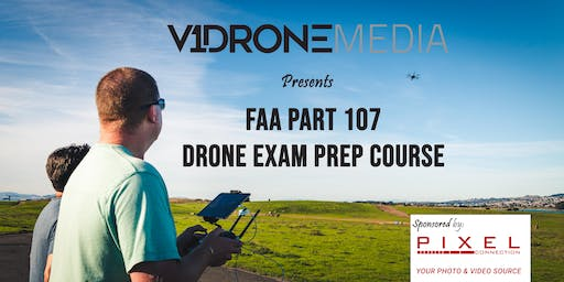 FAA Part 107 Drone Exam Prep Course