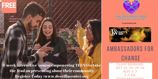 Ambassadors For Change - Teens Against Abusive Relationships