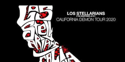 Los Stellarians (feat SA Martinez of 311) @ Holy Diver