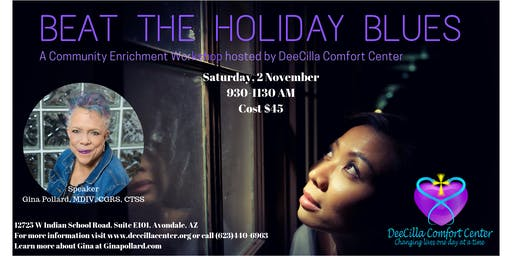 Beating the Holiday Blues - Overcoming Grief During the Holidays