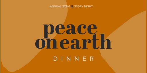 Peace On Earth Benefit Dinner
