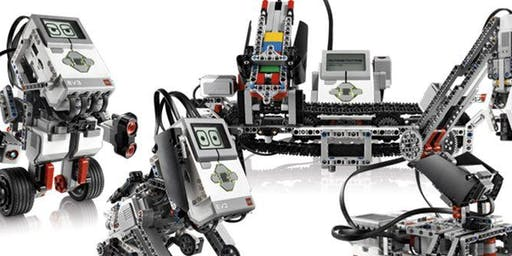 Robotics workshop ages 9-15