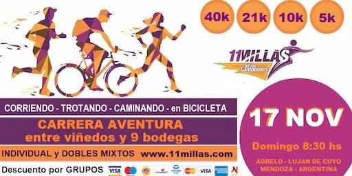 """11 MILLAS de los Campeones """"por los Caminos del Vino"""" (13ª edición)"""