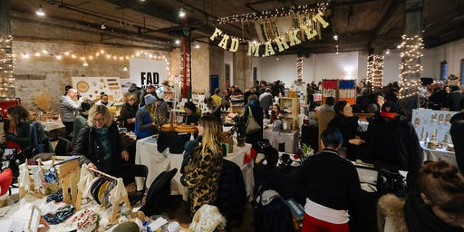 FAD Market: Holiday Pop-up at The Invisible Dog
