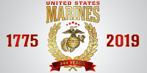 M901 hosts 244th Marine Corps Birthday Ball - Paramount Theater Casa Grande