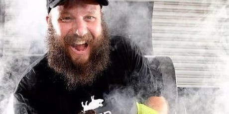 The Beard and The BBQ Masterclass @ Blackbear BBQ Wetherill Park tickets