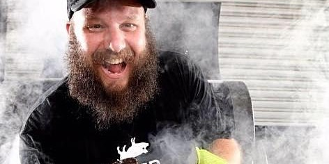 The Beard and The BBQ Masterclass @ Blackbear BBQ Wetherill Park