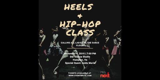 The UpNext Heels & Hip-Hop Class