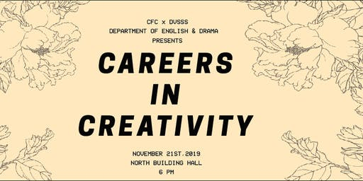 Careers in Creativity '19