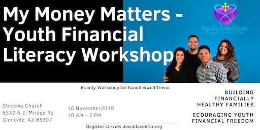 My Money Matters - Teen Financial Literacy Workshop