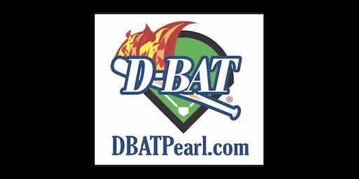 DBAT Pearl Jackson, MS Lori Cook Baird Pitching Training