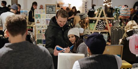FAD Market: Holiday Pop-up at The Invisible Dog tickets