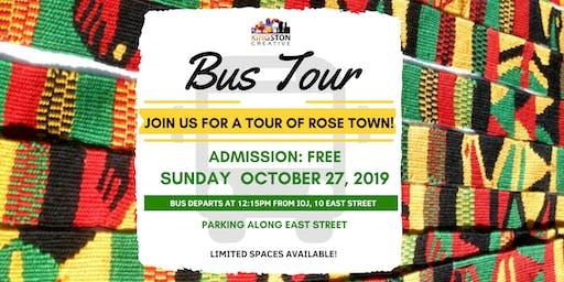 Kingston Creative   Tour of Rose Town