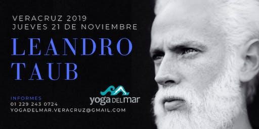 Leandro Taub en Veracruz: Jueves 21 de Noviembre 2019