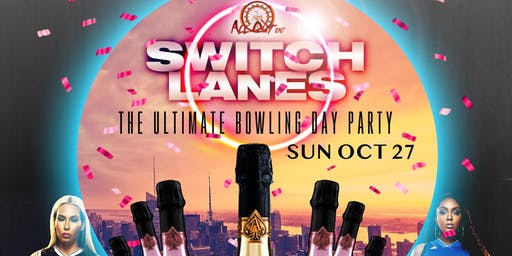 """SWITCH LANES """"THE ULTIMATE DAY PARTY """" BUFFSTATE HOMECOMING"""