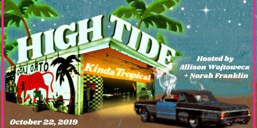 High Tide Comedy showcase