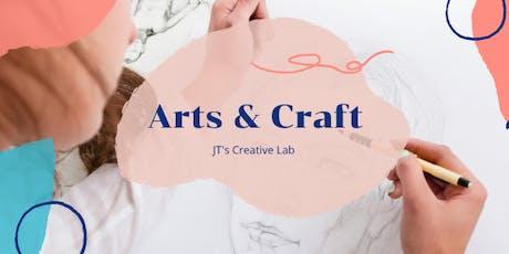Arts & Craft Workshop  tickets