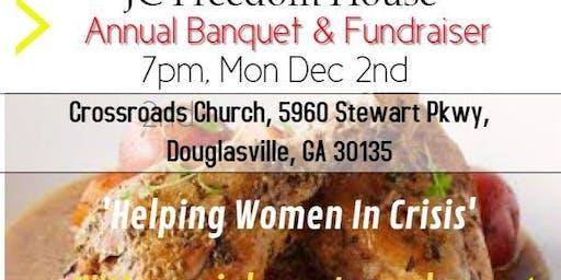 JC Freedom House Annual Banquet & Fundraiser