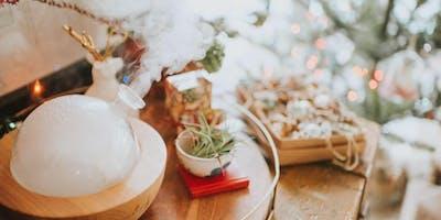 DIY Naturally - Christmas Workshop