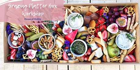 Grazing Platter Box Workshop tickets