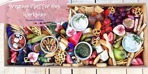 Grazing Platter Box Workshop