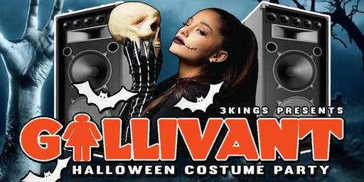 GALLIVANT HALLOWEEN COSTUME PARTY