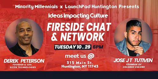 Ideas Impacting Culture Fireside Chat W/ Derek Peterson & Jose JT Tutiven