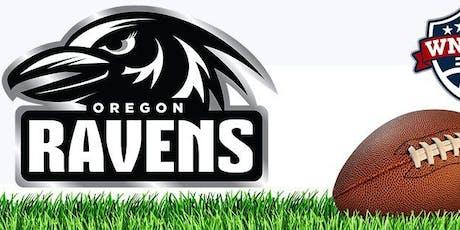 Oregon Ravens Final Combine/Tryout tickets