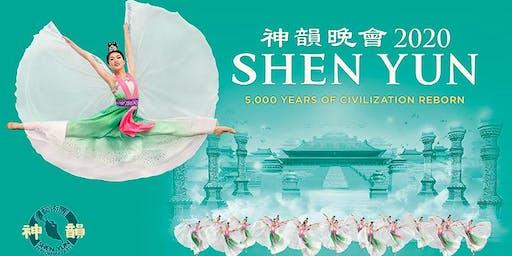 Shen Yun 2020 World Tour @ Costa Mesa, CA