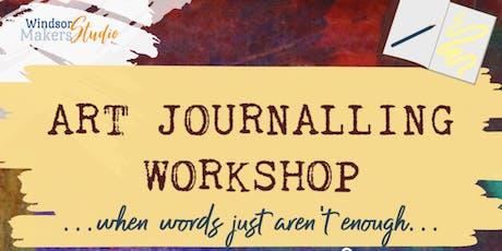 Art Journalling Workshop tickets