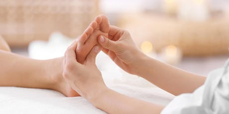 Introduction to Reflexology Massage tickets