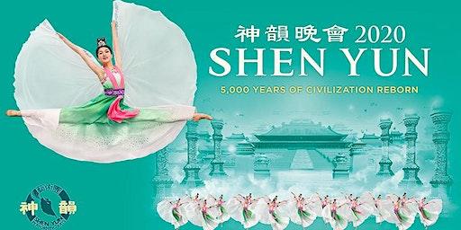 Shen Yun 2020 World Tour @ Palm Desert, CA