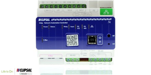 C-Bus Automation Controller Fundamentals On-Line Course - CACOL01/19