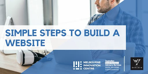 Simple Steps to Build a Website - Darebin