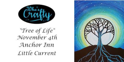 Who's Crafty - Tree of Life - Anchor Inn