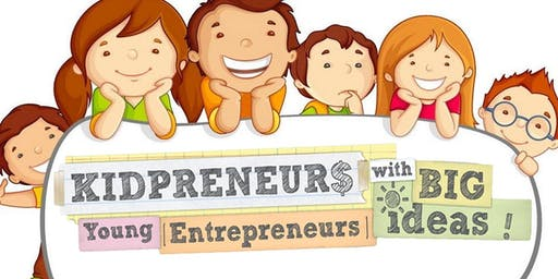 10.24 Kidpreneur informational session in preparation for Small Business Saturday