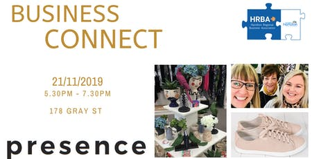 Business Connect at Presence tickets