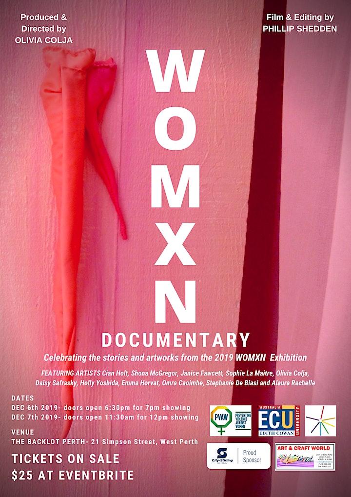 WOMXN Documentary image