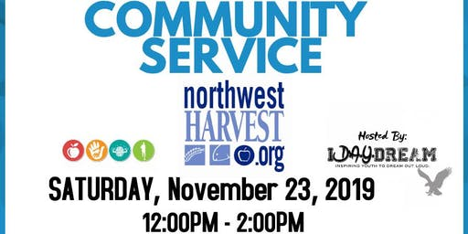Community Service - Northwest Harvest