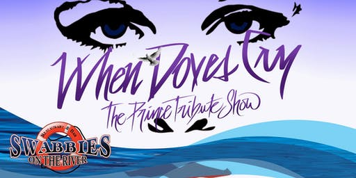 When Doves Cry: The Prince Tribute Show - live at Swabbies