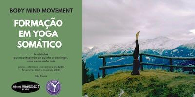 Formação em Yoga Somático - Body Mind Movement