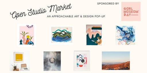 Open Studio Market | Artist Pop-Up at Lunya