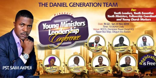 2019 YOUNG MINISTERS LEADERSHIP CONFERENCE