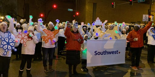 2019 Magnificent Mile Lights Festival & Parade