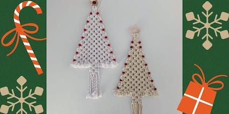 Learn to Macrame - Christmas Tree tickets