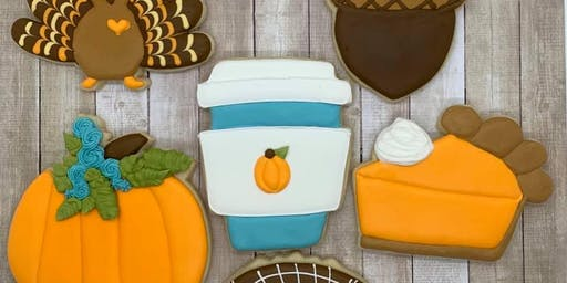 October Cookie Decorating Class