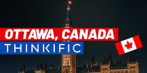 Ottawa Thinkific User Meetup (Oct 29, 2019)