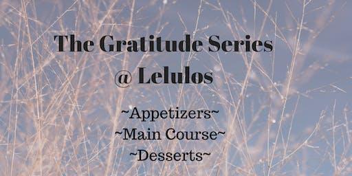 Gratitude Series