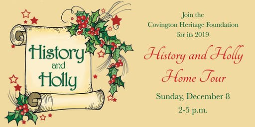 History and Holly Home Tour 2019