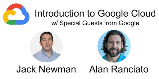 Intro to Google Cloud with a Q&A